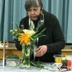 Arrangement végétal de Mireille Dumouchel